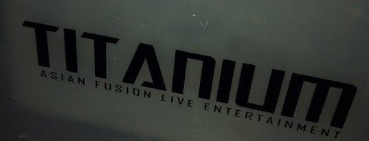 Titanium is one of Clubbing: FindYourEventInSG.
