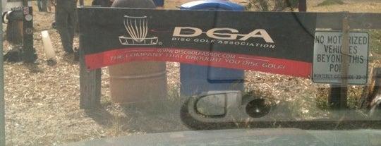 Ryan Ranch Disc Golf Course is one of Locais curtidos por Bryan.