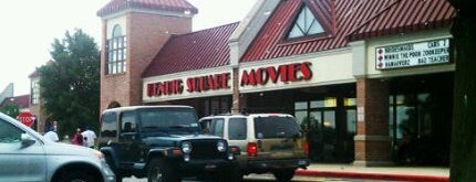 Kendig Square Movies 6 is one of places we like.