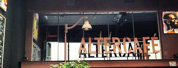 Altercafé is one of Lieux qui ont plu à Amélie.