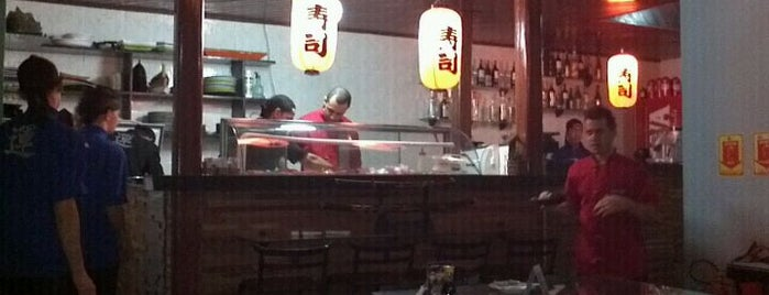 Ydaygorô Sushi Bar is one of Orte, die Thais gefallen.