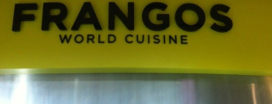 Frangos World Cuisine is one of Locais salvos de Paul.