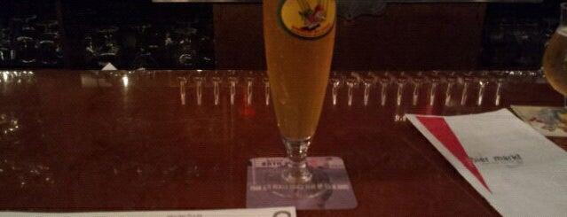 McNulty's Bier Markt is one of Draft Mag's Top 100 Beer Bars (2012).