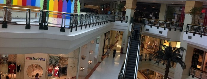Shopping Iguatemi is one of A local's guide: 48 hours in Campinas, Brasil.