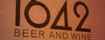 1642 Beer And Wine is one of LA Happy Hours.