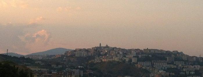 Catanzaro is one of Italian Cities.