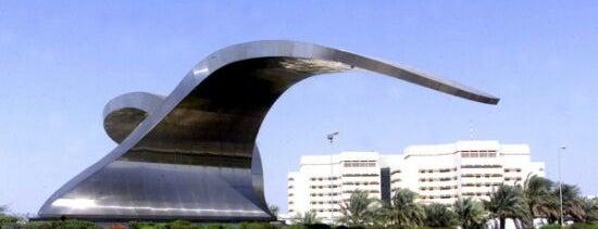 King Abdulaziz University (KAU) is one of olfatさんのお気に入りスポット.