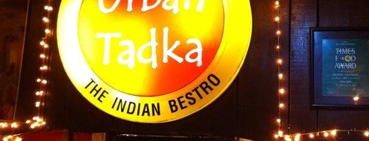 Urban Tadka is one of สถานที่ที่บันทึกไว้ของ Rajesh.