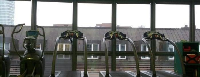 Google Gym is one of Thorsten 님이 좋아한 장소.
