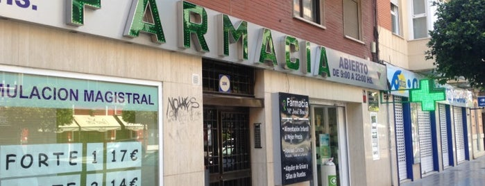 Farmacia María José Bueso is one of Frases.