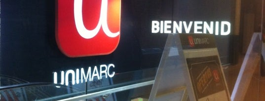 Unimarc is one of Minha Santiago (Chile).
