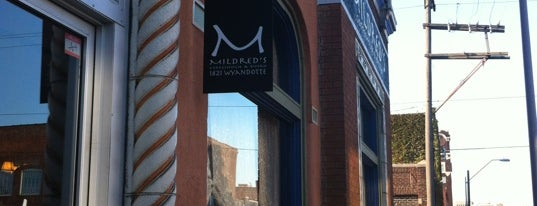Mildred's Coffeehouse is one of USA Kansas City.