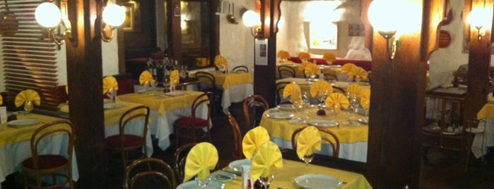 Barracuda is one of Restaurant Week 2013 - Rio de Janeiro.
