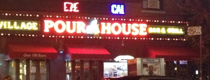 Village Pourhouse is one of Places.