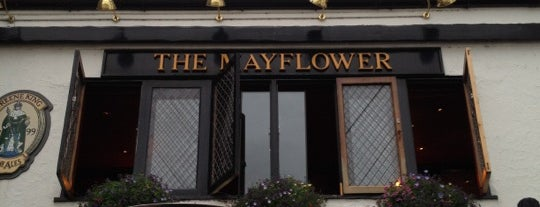 The Mayflower is one of Summer Places in London.
