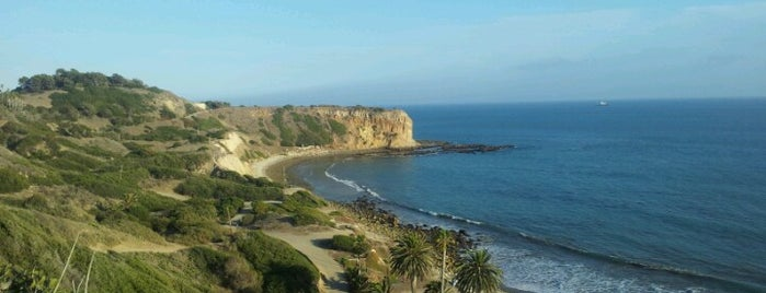 Abalone Cove Beach is one of SoCal Musts.