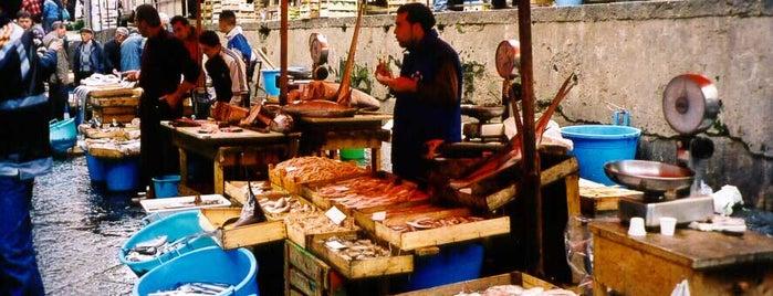 Pescheria del Mercato di Rialto is one of Untypical Venice.