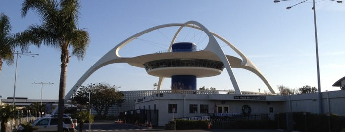 Aeropuerto Internacional de Los Ángeles (LAX) is one of DC Millionaire Society.