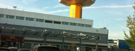 Flughafen Klagenfurt (KLU) is one of Airports Europe.
