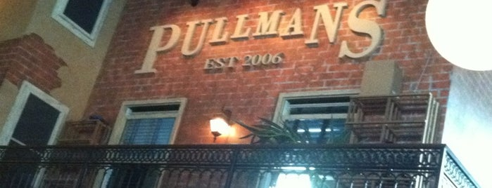 Pullmans At Trolley Square is one of Lugares guardados de Jt.