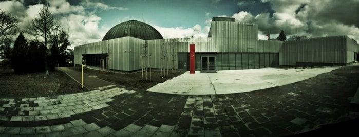 Hvězdárna a planetárium Brno is one of The Best of Brno #4sqCities.