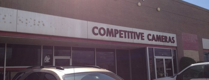 COMPETITIVE CAMERAS, LTD. is one of Entertainment/Places.