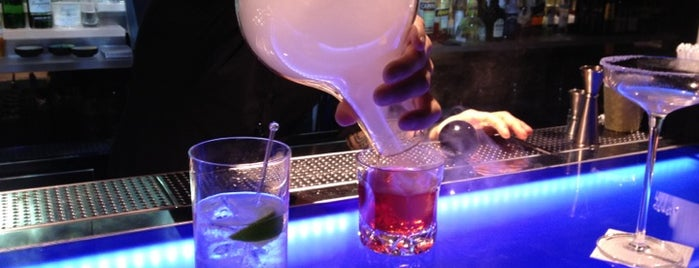 Hakkasan is one of NYC Restaurants: To Go Pt. 2.