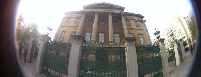 Apsley House is one of London City Guide.