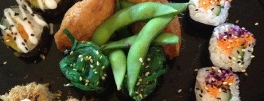 Vegan Sushi & Tea Land is one of Penang | Eats.