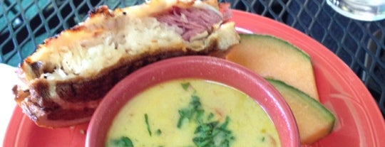 Fresh Thyme Soup Company is one of Portland.