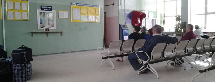Ж/Д вокзал Ноглики is one of Andrey : понравившиеся места.