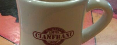 Cianfrani Coffeehouse is one of Georgetown tx.