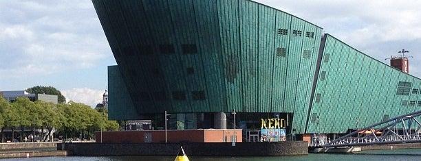 Музей НЕМО is one of Amsterdam.