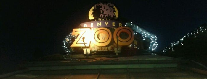 Denver Zoo is one of Attractions Near Embassy Suites Denver Hotel.
