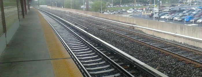 PATCO: Ashland Station is one of PATCO Exit Tips.