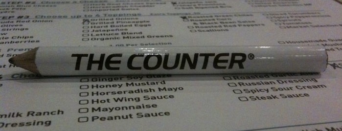 The Counter is one of Essential Los Angeles.