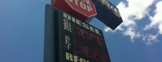 Queen City Truck Stop is one of Places With Mostly Bad Reviews.