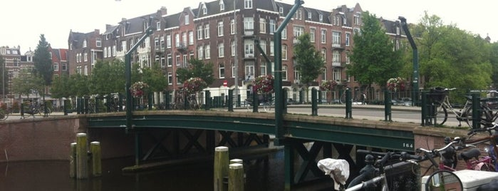 Smederij Meisterbrug (Brug 164) is one of Amsterdam.