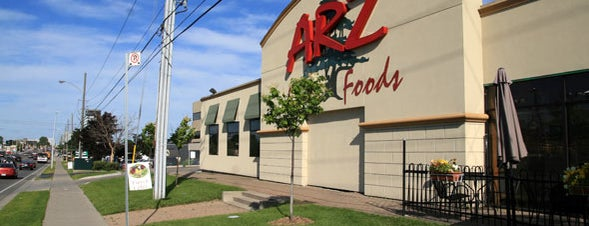 Arz Fine Foods is one of Best of BlogTO Food Pt. 1.
