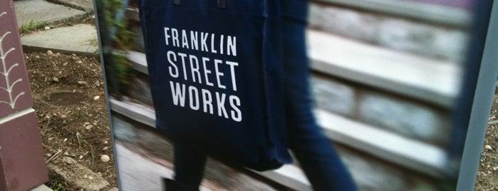 Franklin Street Works is one of Best of Stamford, CT! #visitUS.