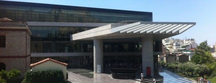Museo de la Acrópolis is one of Athens.