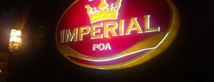 Boteco Imperial is one of Porto Alegre's Nightlife.