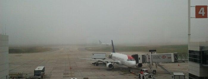 Aeropuerto Internacional de Carrasco (MVD) is one of AIRPORT.