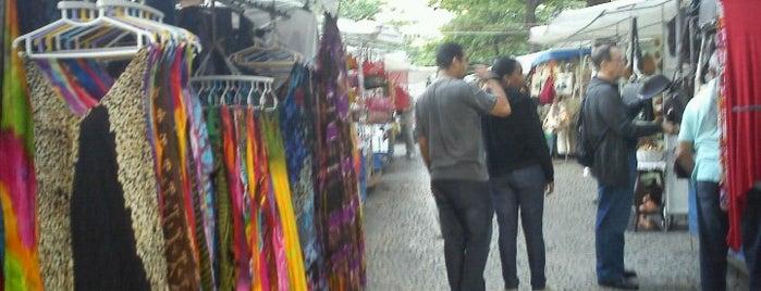 Feira Hippie de Ipanema is one of Diversos.