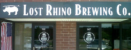 Lost Rhino Brewing Company is one of Best Breweries in the World.