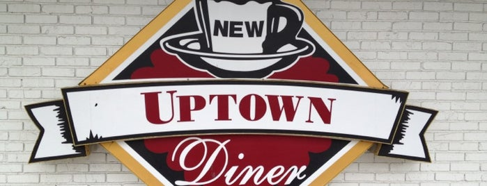 Uptown Diner is one of Our Top Picks For March 2012.