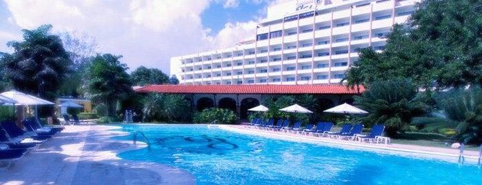 El Embajador, a Royal Hideaway Hotel is one of Visit Santo Domingo, Dominican Republic #VisitDR.