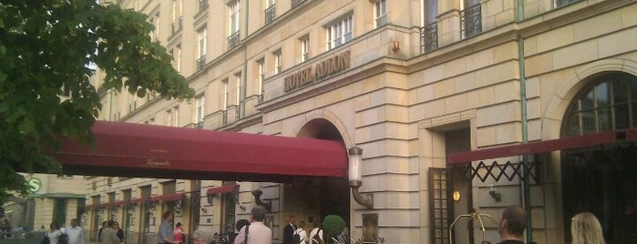 Hotel Adlon Kempinski Berlin is one of Hotels I Enjoyed Staying At.