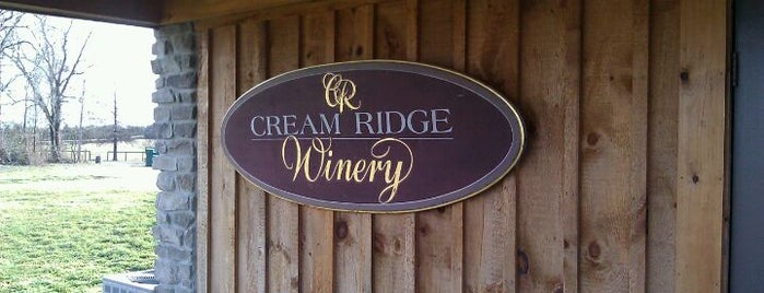 Cream Ridge Winery is one of Jersey.