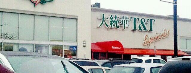 T&T Supermarket 大統華超級市場 is one of Toronto.
